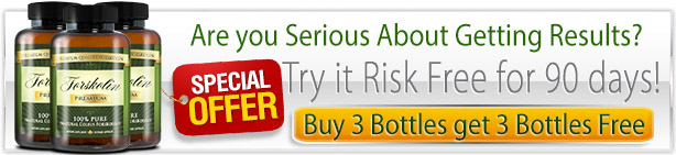 Try Forskolin RISK FREE For 90 days!